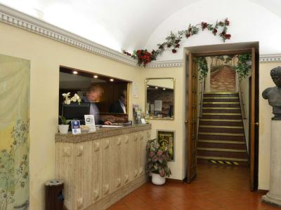 3 Star Hotel Tirreno in the Centre of Rome